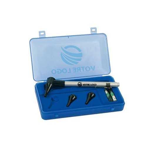 Trousse otoscope personnalisée