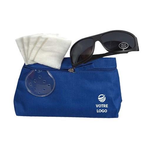 Boîte ophtalmologie publicitaire Idée cadeau ophtalmologie
