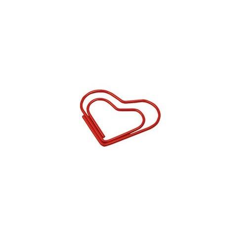 Trombones cœur en sachet Idée cadeau cardiologue