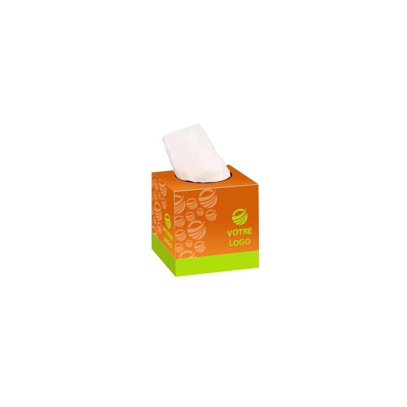 Boîtes Mouchoirs personnalisées Boîte à mouchoirs carrée