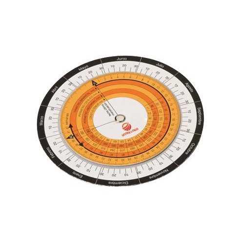 Calculatrice de grossesse disque Cadeau gynécologue