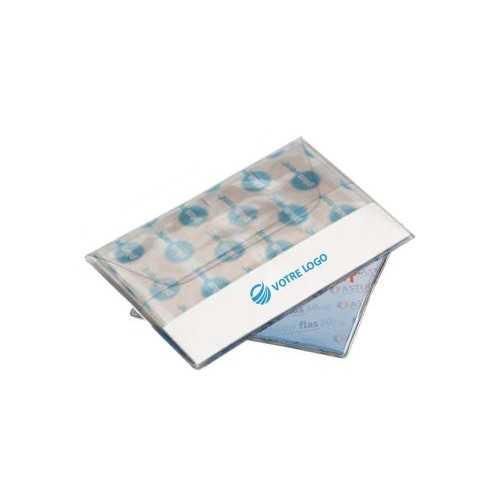 Pansements publicitaire en pochette Goodies infirmière