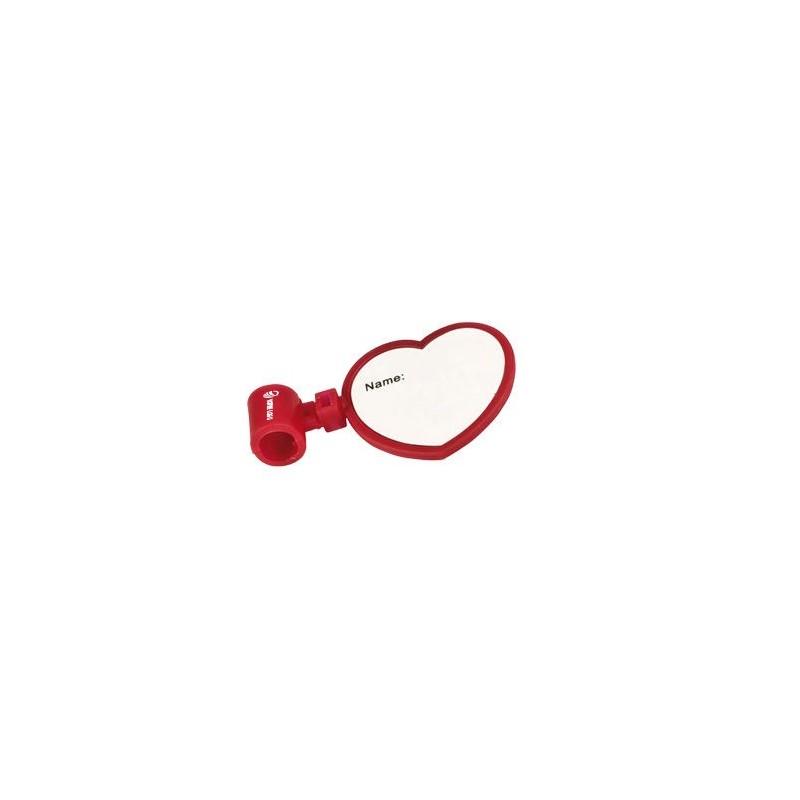 Coeur d'identification pour Stéthoscope Accessoires stéthoscope