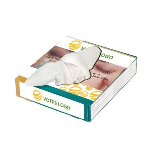 Boîte mouchoirs personnalisée forme nez Boîtes Mouchoirs personnalisées