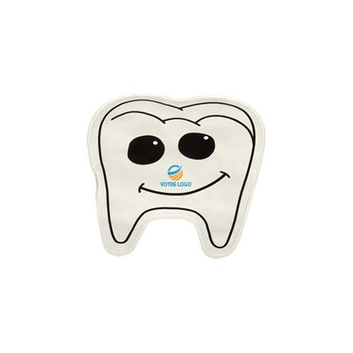 Pack chaud / froid dents Goodies dentiste