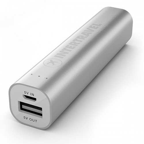 Powerbank iDeluxe 2200 Powerbank publicitaire
