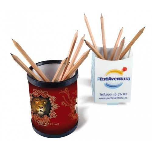 Pot à stylos 3D Lenticulaire 3D