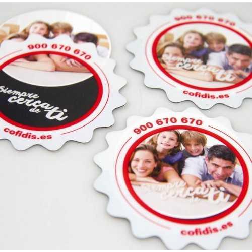 Magnet CADRE PHOTO Magnets publicitaires