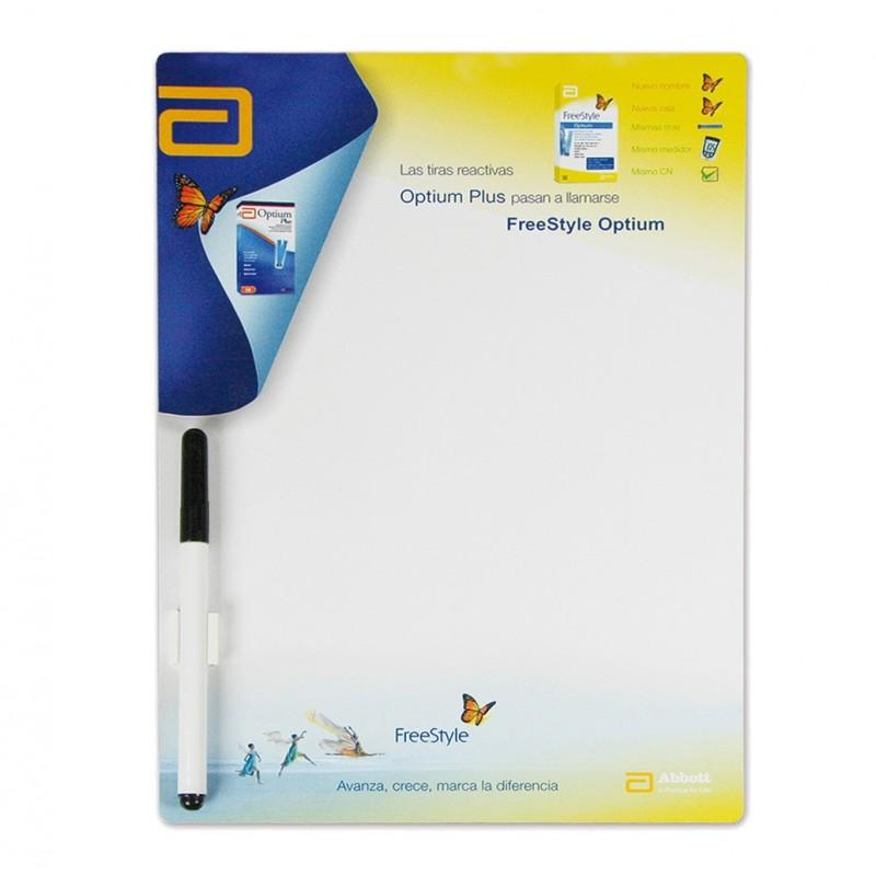 Ardoise anti-glisse Ardoises publicitaires