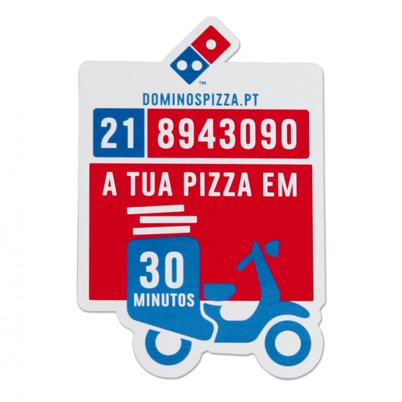 Magnet carton Magnets publicitaires