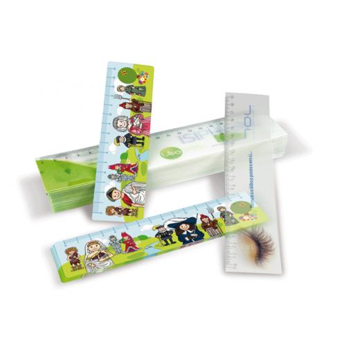 Règle publicitaire en 3D Lenticulaire 3D