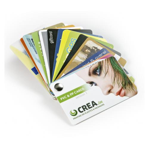 Cartes fidélité plastique Carte de visite originale