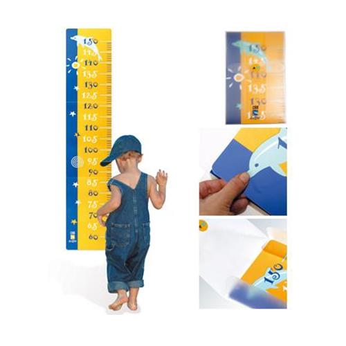 Toise publicitaire personnalisée Cadeau pour pédiatre