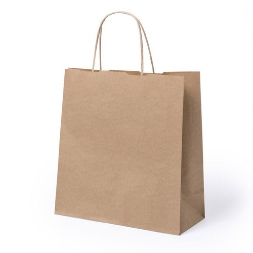 Sac papier KRAFT CENTION Sac shopping