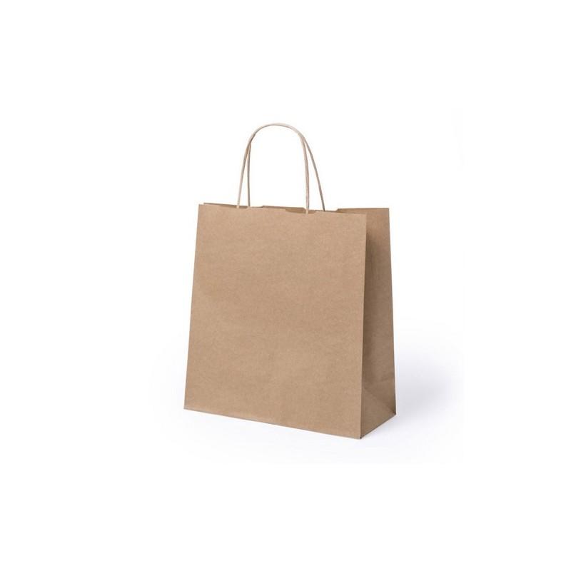 Sac papier KRAFT CENTION Sac shopping