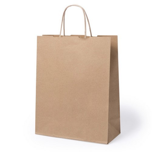 Sac papier KRAFT LOILES Sac shopping