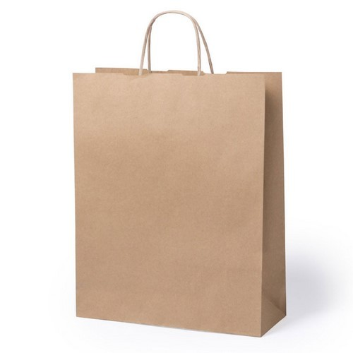 Sac papier KRAFT NAUSKA Sac shopping