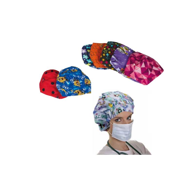 Bonnet à chirurgie Femme Goodies infirmière