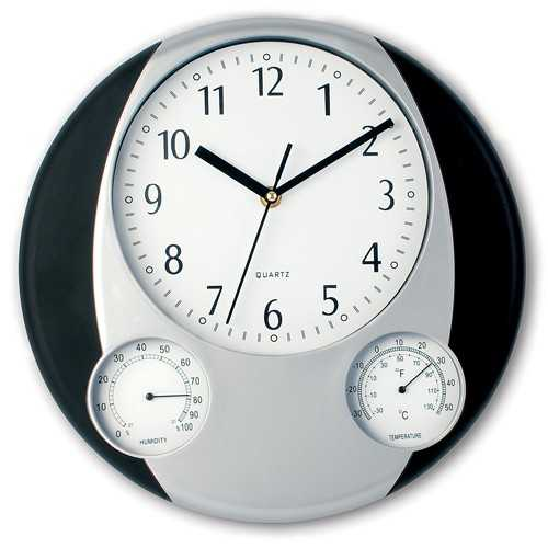 Pendule publicitaire prego Horloge publicitaire