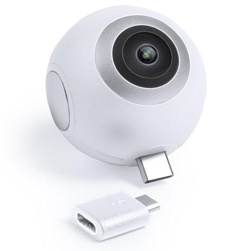 Accueil Caméra 360° publicitaire RIBBEN