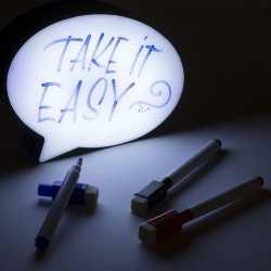 Lampe BD personnalisable NATHAN Lampe publicitaire