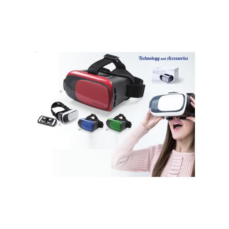 Objets connectés Lunettes de réalité virtuelle personnalisé bercley