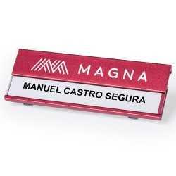Badge publicitaire bindel Porte-clés publicitaires