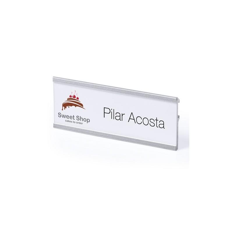 Badge publicitaire VENKAL Porte-clés publicitaires