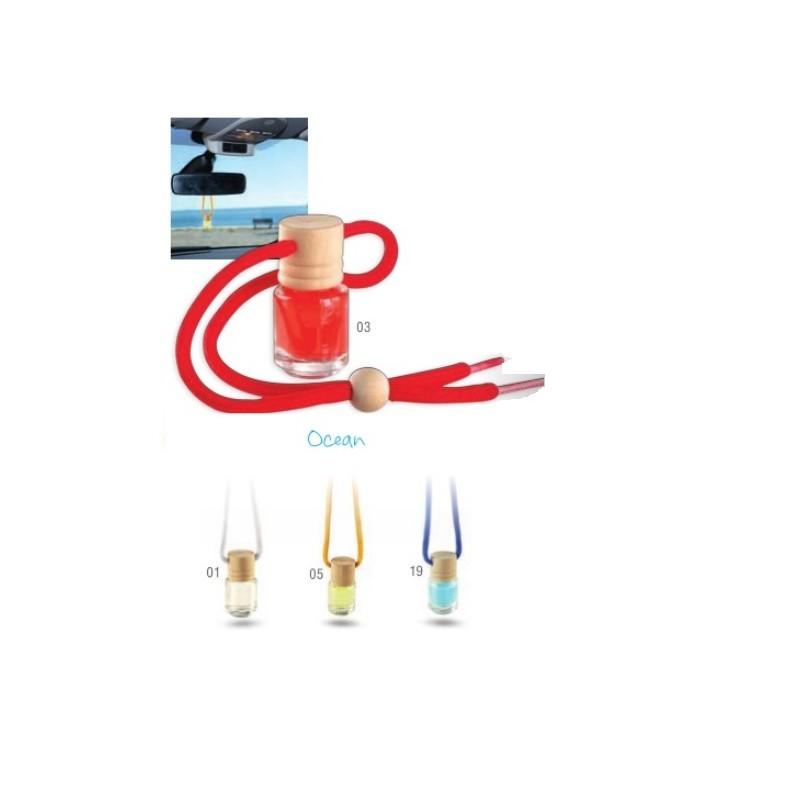 Parfum ambiance publicitaire telox AUTOMOBILE