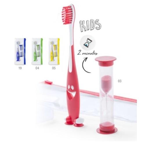 Set publicitaire fident Goodies dentiste