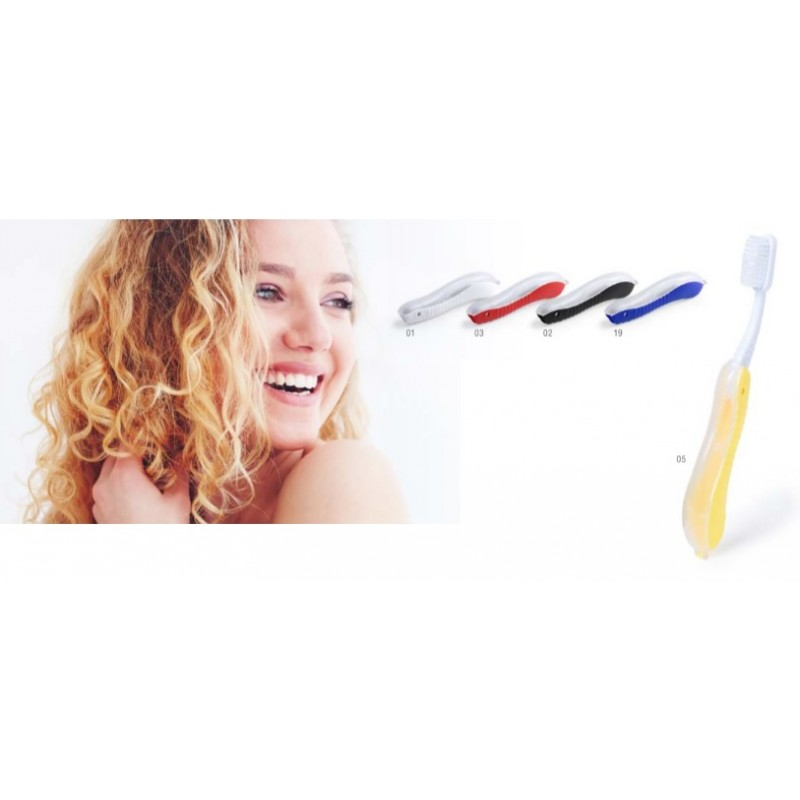 Brosse à dents publicitaire veltor Goodies dentiste