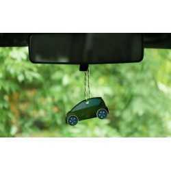 Désodorisant voiture carton personnalisé AUTOMOBILE