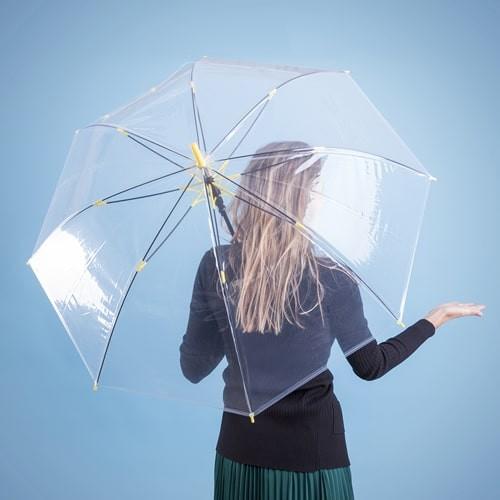 Parapluie transparent personnalisé FANTUX Parapluie publicitaire