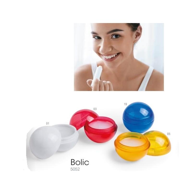 Baume lèvres publicitaire bolic Brillant pour lèvres