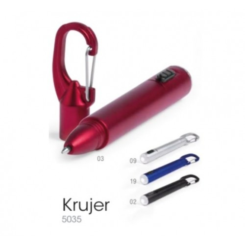 Stylo lampe publicitaire krujer Stylos lampe