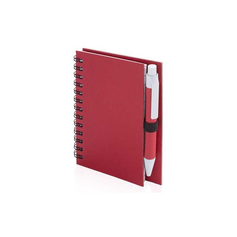 Cahier publicitaire pilaf Bloc-notes avec stylo