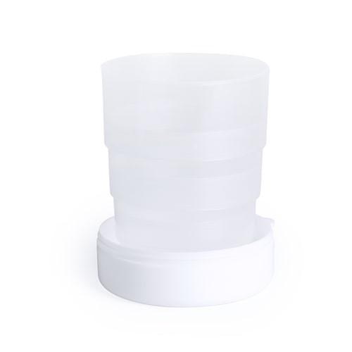 Gobelet Pliable personnalisé BERTY Gobelet plastique