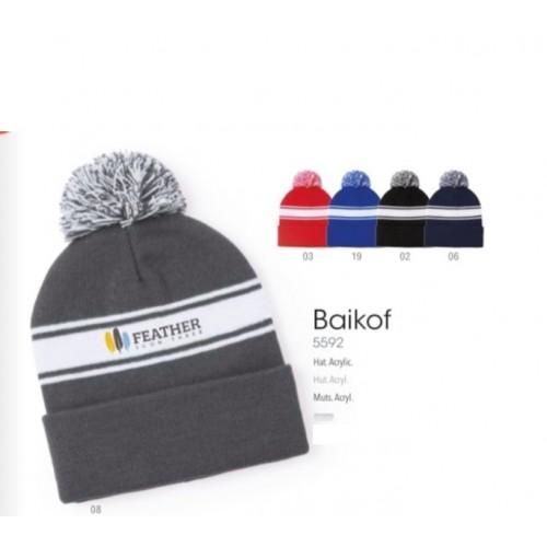 Bonnet Polaire personnalisé BAIKOF Bonnet publicitaire
