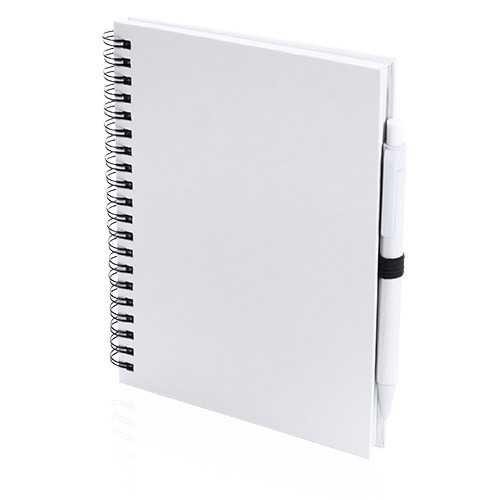 Cahier publicitaire koguel Bloc-notes avec stylo