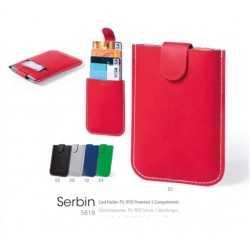 Porte-Cartes publicitaire SERBIN Porte-documents de voyage