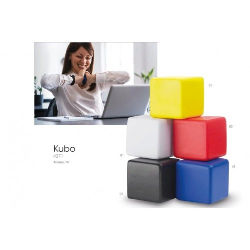 Antistress publicitaire kubo Anti stress publicitaire