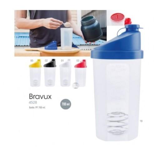 Bidon fitness BRAVUX Gourde publicitaire