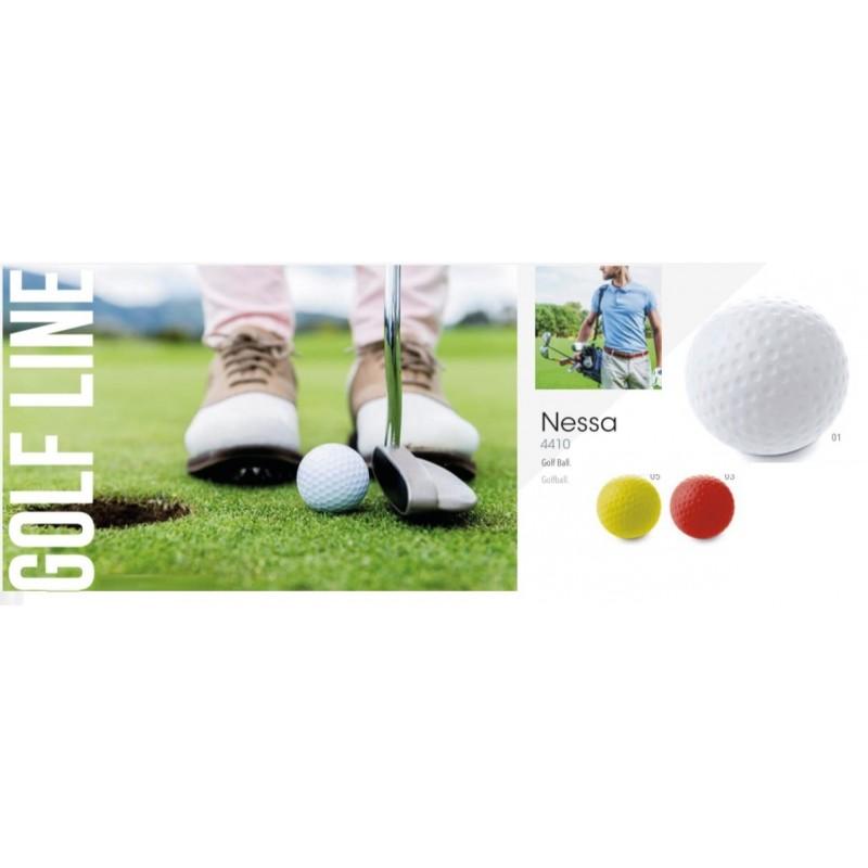 Balle golf publicitaire nessa Golf
