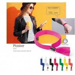Bracelet publicitaire plasker Bracelet publicitaire