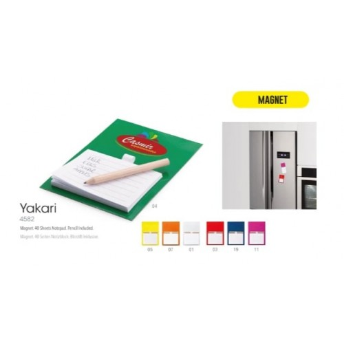 Magnet publicitaire yakari Aimants publicitaires