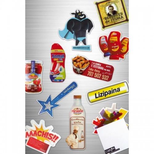 Magnet publicitaire PVC Magnets publicitaires