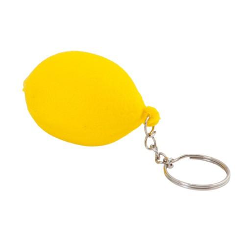 Porte clés Citron personnalisé Porte-clés publicitaires