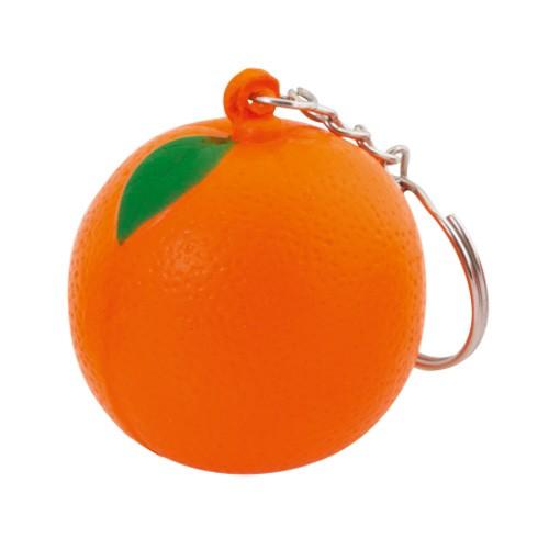 Porte Clés Orange Personnalisé Porte-clés publicitaires