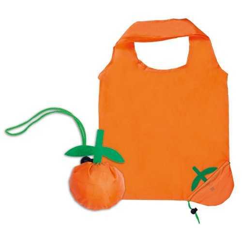 Sac Orange Personnalisé Sac shopping