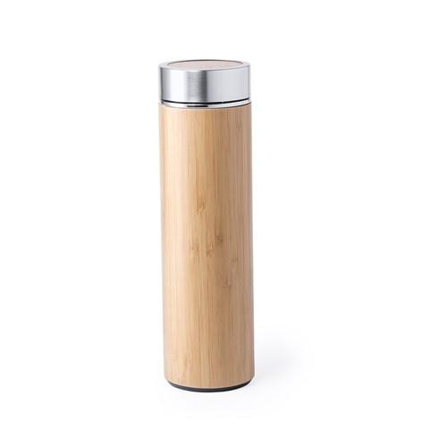 Bouteille Bambou Réutilisable MOLTEX Gourde publicitaire